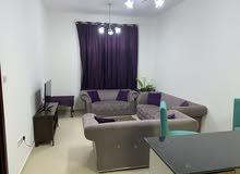 شقة مفروشة غرفة و صالة