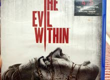 Ps4 CD: The Evil Within