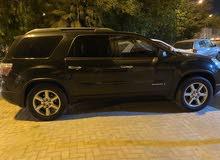 للبيع جي ام سي اكاديا موديل 2008 اول مالك من الوكالة السيارة نظيفه 100٪