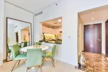 شقة 3 غرف في احدث مشروع في دبي مارينا