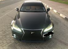 Lexus IS 250 USA model 2007 in perfect condition