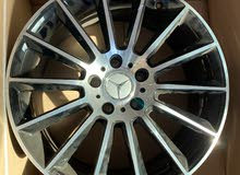 Mercedes G Class 2019 Wheel Rims and Tyres ( Gergash ) Original