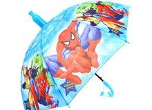 شمسيات اطفال مظلات