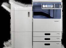 ماكينة تصوير مستندات توشيبا ملونة موديل E-4555c