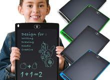 تابلت التعلم والتوفير لأول مره عندنا وبس   حابب تعلم طفلك يكتب أو يرسم