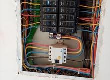 فني كهربائي تمديدات وصيانه