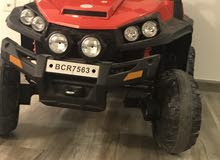 سياره اطفال استخدام ذاتي واستخدام برموت بسعر رمزي