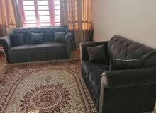 طقم كنب مذهل للبيع طقم جيد جدا  available the couch new