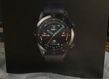 للبيع ساعة HUAWEI Watch GT2 مستعمله