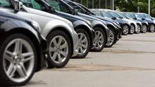 مطلوب للايجار سيارات حديثه لمدة خمس سنوات