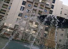 شقة كبيرة ونظيف في منطقه راقيه في حي الوحات