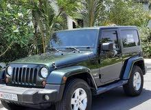Jeep wanglar Sahara 2011