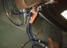 دراجه بناتيه مستعمله مره واحدا فقط