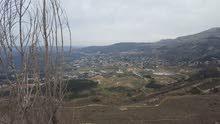 ارض للبيع في حمانا ( جبل لبنان)