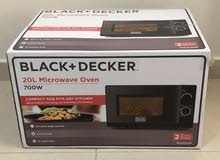 Black and Decker Microwave (New)