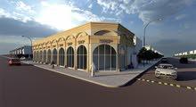 - للبيع مبني علي شارع الزبير في الياسمين - امام الرحمانيه مباشره