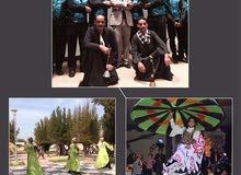 زفة فرقة مصرية بالكويت