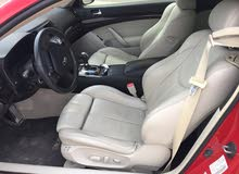 Red Infiniti G37 2013 for sale