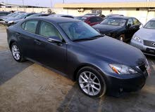 Grey Lexus IS 2013 for sale