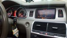 Audi Q7 2009 excellent condition