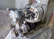 محرك طويل مخدوم كولو استندر والجبه 50. وبحالة جيدة بكامل مغدياته