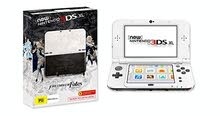 Nintendo 3ds XL with free 6 games, with charger and hard casing. (no box)