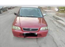 For sale 1999 Maroon City