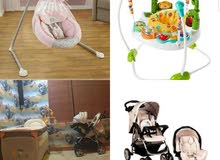 baby stuff and accessories