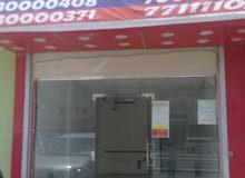 للإيجار بالعزيزية محل تجاري بدون عمولة مباشر من المالك