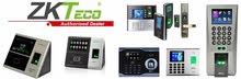 أجهزة البصمة zkt  والاكسس كونترول عروض من شركة يسلم تكنلوجي