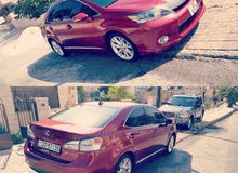 Lexus HS 2010 For sale - Maroon color