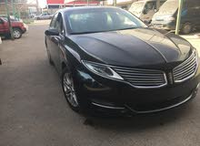 Automatic Black Lincoln 2014 for sale
