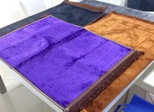 سجادات صلاة فاخرة جديدة توصيل مجاني praying mats brand new