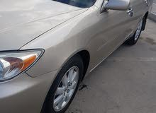 Available for sale! 0 km mileage Toyota Camry 2004