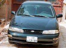 Green Kia Sephia 1997 for sale