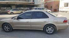 Honda Accord 2000 in good condition on sale