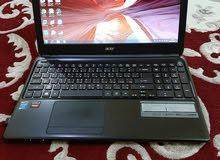 لاتوب اسر مستعمل  نظيفة السعر 1700Laptop acer used very good condition! Aspir