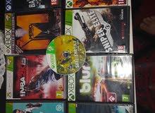 أفضل ألعاب اقراص Xbox live لبيع بحالة جيدة و ممتازة