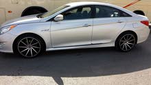 Hyundai Sonata car is available for a Month rent