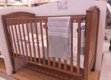 Baby crib Junior brand
