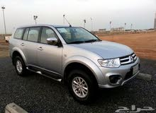 Mitsubishi Pajero Sport 2015 for rent per Month