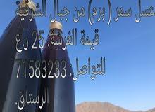 عسسسسسسسل  سمر ( برم) من وين؟ من جبال عمان وبالخصوص من جبال الشرقية