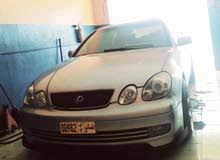 Lexus GS car for sale 1998 in Liwa city