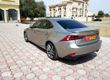 Lexus IS 2014 For sale - Grey color