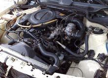 محرك مرسيدس بالمغديات  102 كامل والع فيه برنزيني
