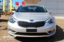 Automatic Kia for rent
