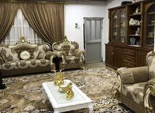 بيت طابقين حي الخليج العربي خلف متوسطه مدينه المدن