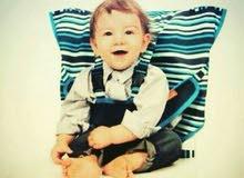 كفر يتلبس على كرسي بحزام لحماية الطفل جديد