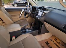 Toyota Prado 2014 VXR full option Less driven and Well maintained