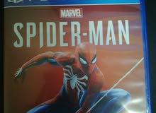 لعبه سبايدر مان Spider-Man مستخدم سبوع